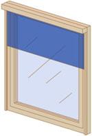 Caractérisation parois vitrées